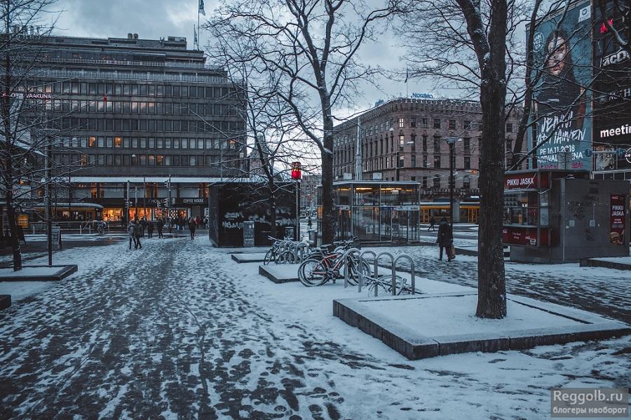 фото хельсинки