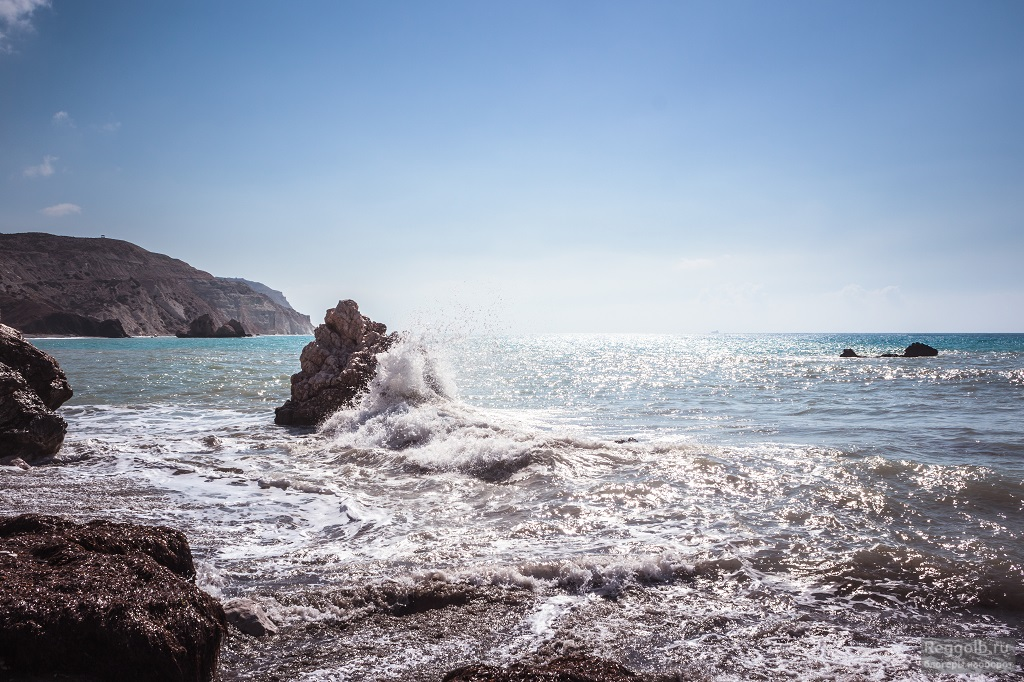 Кипр скала Афродиты