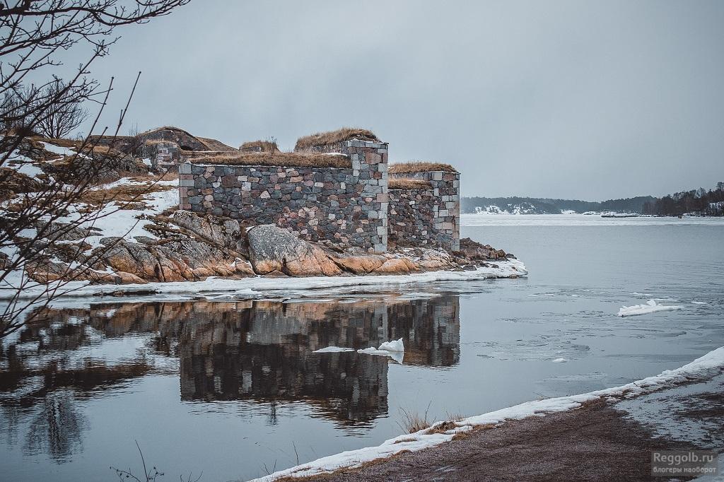 крепость свеаборг хельсинки