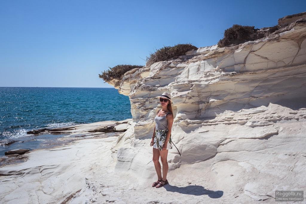 Белые скалы на Кипре, Лимассол