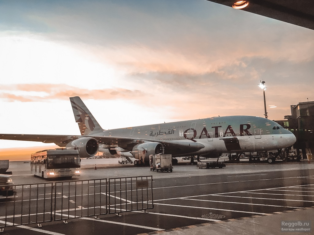 Аэропорт Дохи фото