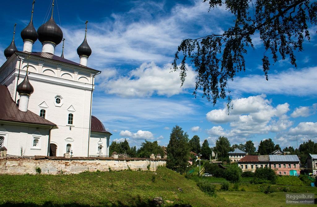 Вятское достопримечательности села